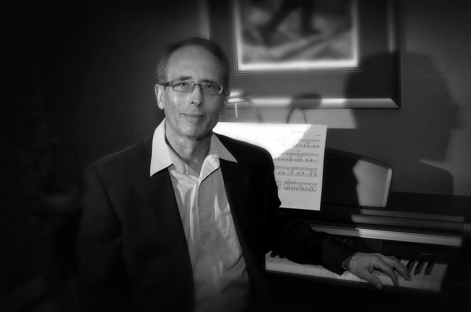 Composer Gregg Hill